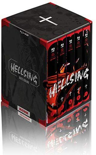 Hellsing. Collection box: 1-5