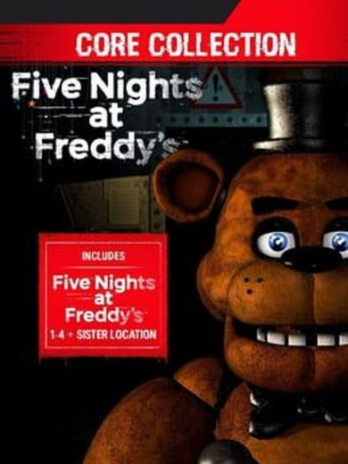 Five Nights at Freddy's: The Core Collection