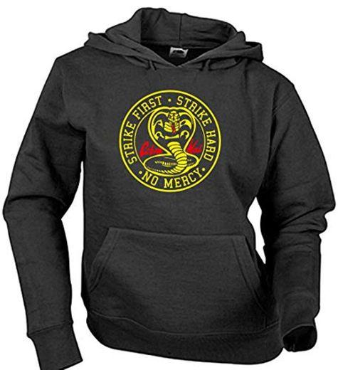 Camisetas EGB Sudadera Adulto/Niño Cobra Kai ochenteras 80´s Retro
