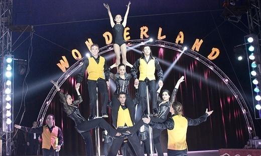 Circo Wonderland Valencia