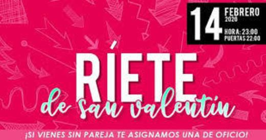 Teatro La Plazeta - San Valentín