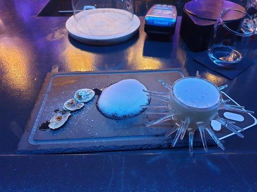 LUX Molecular Cocktail Bar