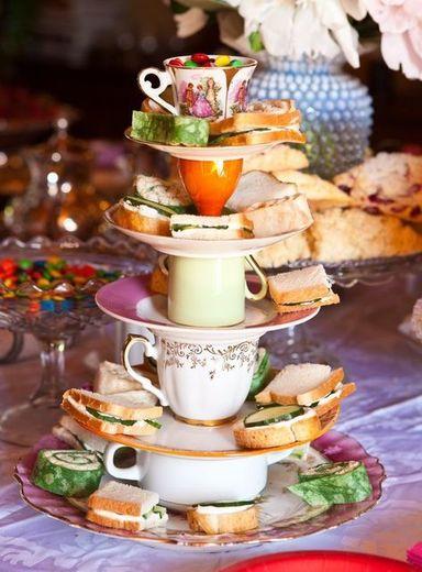 Tea Party - Madrid