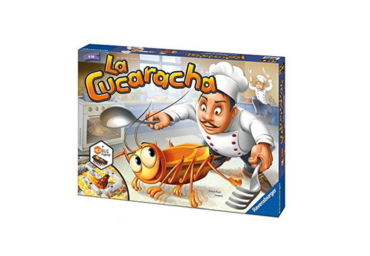 Ravensburger 22228 La cucaracha