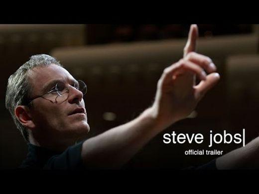 Steve Jobs - Official Trailer (HD) - YouTube