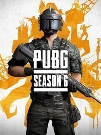 PLAYERUNKNOWN'S BATTLEGROUNDS: Season 6