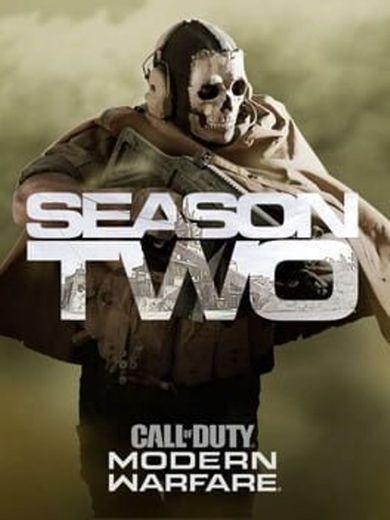 Call Of Duty: Modern Warfare - Season 2