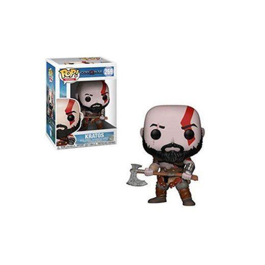 LYN F-UNKO Pop Ares Muñeca Modelo Juguetes God of War Kratos Modelo