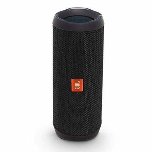 JBL Flip 4 - Altavoz inalámbrico portátil con Bluetooth, resistente al agua