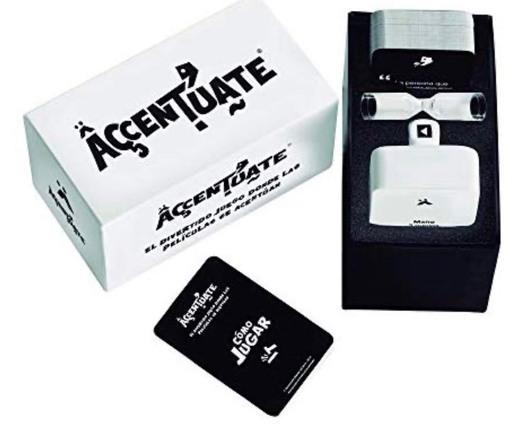 Accentuate Juego: Amazon.es: Juguetes y juegos
