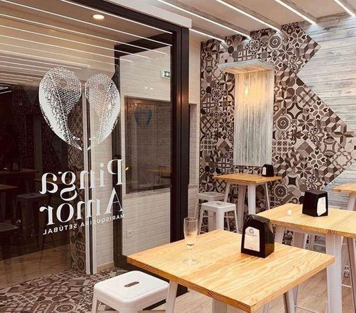 Pinga Amor Restaurante Marisqueira