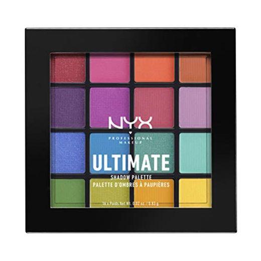 Paleta de sombras de NYX