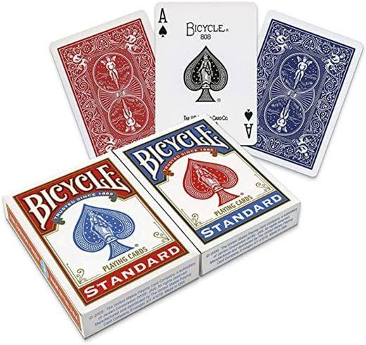 Bicycle US Playing Card 60808 - Lote de barajas inglesas