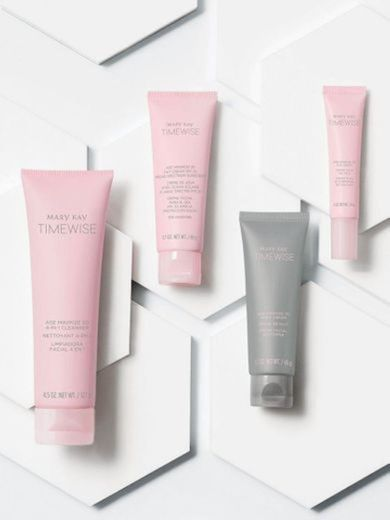 Mary Kay TimeWise Miracle Set 3D for Oily Combination Skin 4-in-1 Cleanser
