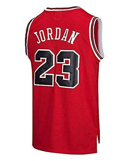 Camiseta de Baloncesto NBA Chicago Bulls para Hombre Michael Jordan # 23