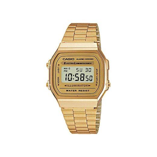 Reloj Casio Unisex A168WG-9EF