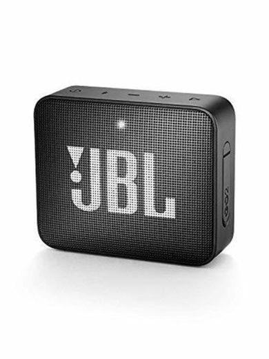 JBL GO 2 - Altavoz inalámbrico portátil con Bluetooth, parlante resistente al