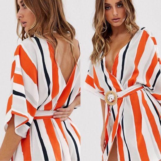 Asia sake Beach dress