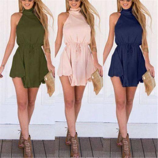 Yoins - Vestido de verano para mujer
