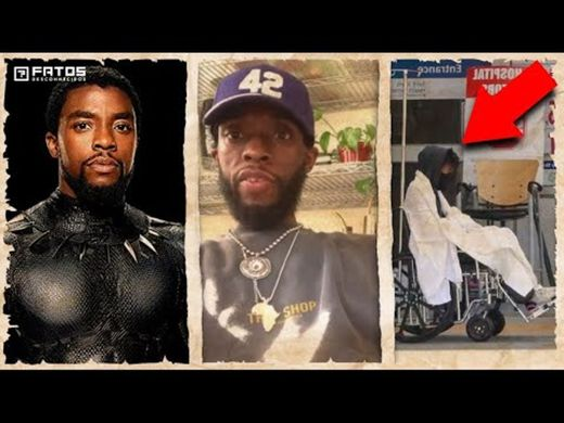 O que ninguém sabe sobre a morte de Chadwick Boseman, o ...