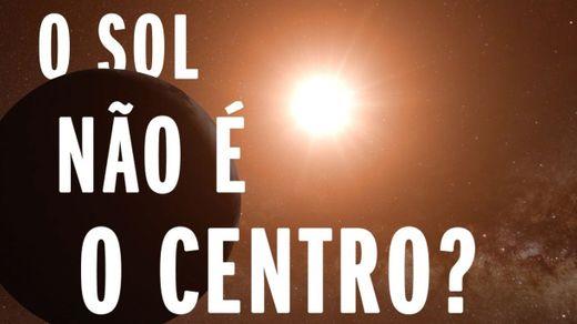 O SOL NÃO É O CENTRO DO SISTEMA SOLAR?? - YouTube