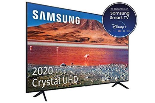 "Samsung Crystal UHD 2020 43TU7005- Smart TV de 43 ""con Resolución 4K,"