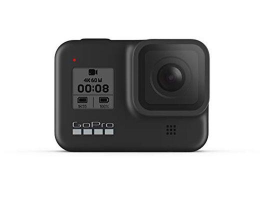 GoPro HERO8 Black - Cámara de acción Digital 4K Resistente al Agua