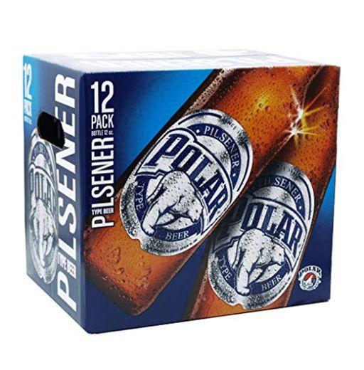 Cerveza Polar Pilsen - Paquete de 12 x 33cl – Total