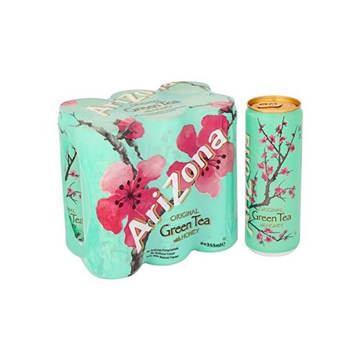 AriZona - Bebida de té verde con miel