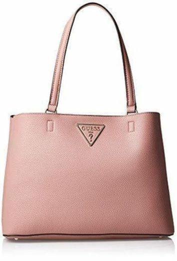 Guess - Aretha, Shoppers y bolsos de hombro Mujer, Rosa
