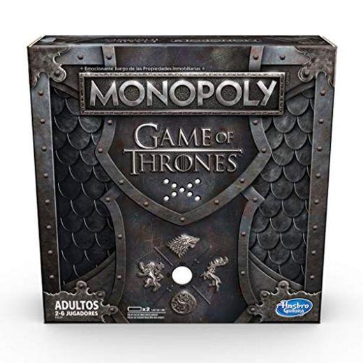 Monopoly - Juego De Tronos