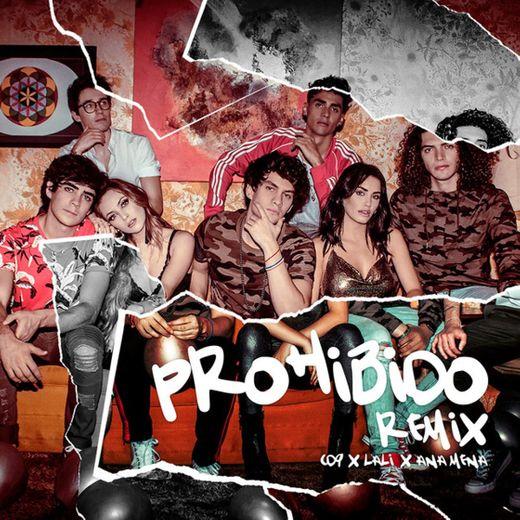 Prohibido - Remix