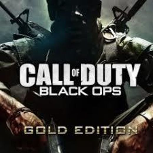 Call of Duty: Black Ops - Gold Edition