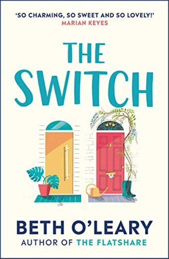 The Switch: The funny and utterly charming new novel from the bestselling