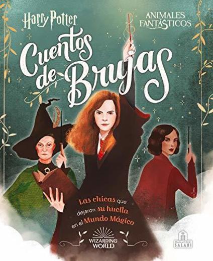Harry Potter cuentos de brujas