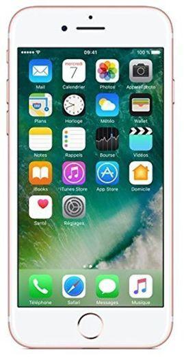 Apple iPhone 7 Smartphone Libre Oro Rosa 32GB