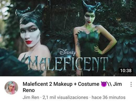 Jimreno: Malefica cosplay
