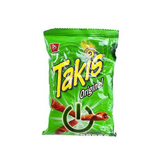 BARCEL Takis Original - Tortilla Chips - Papitas de Maíz