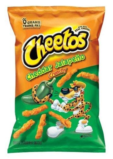 CHEETOS Cheddar Jalapeño - Large