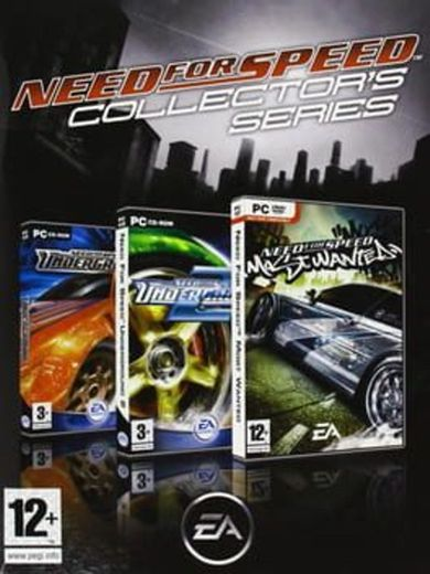 Need for Speed: Collector's Series