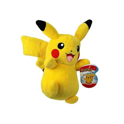 Pokèmon 95211 Pikachu de Peluche de 8 Pulgadas