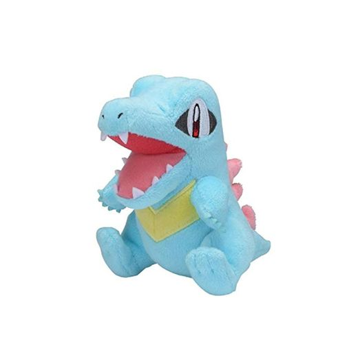 Pokèmon Center Original Fit 3rd Series Plush Peluche Totodile Kaiminus