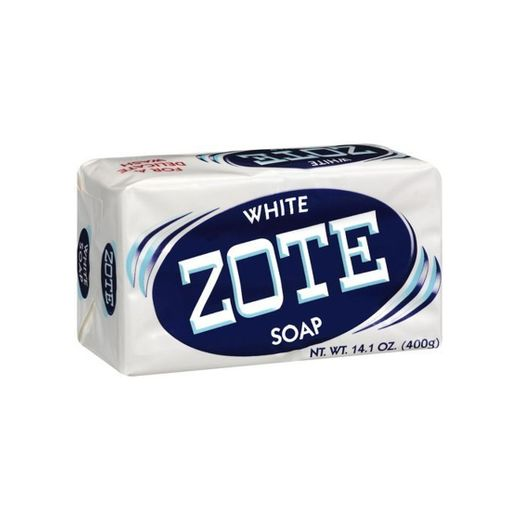 Zote blanco detergente