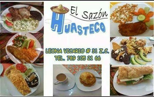 El Sazón Huasteco un lugar pequeño pero se come como en casa