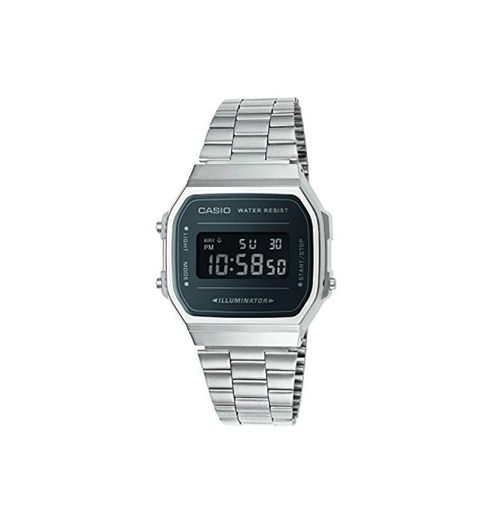 Casio Smart Watch Armbanduhr A168WEM-1EF