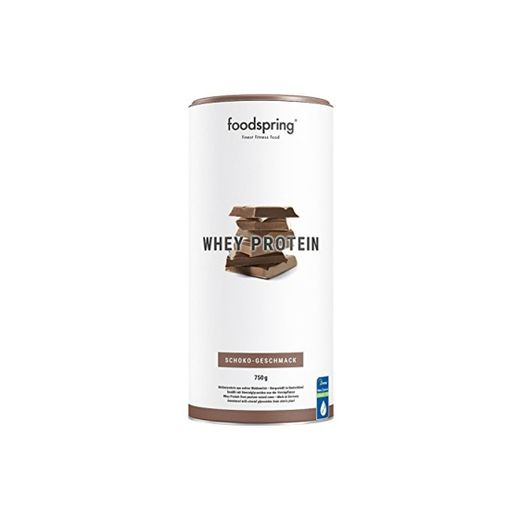 foodspring Proteína Whey