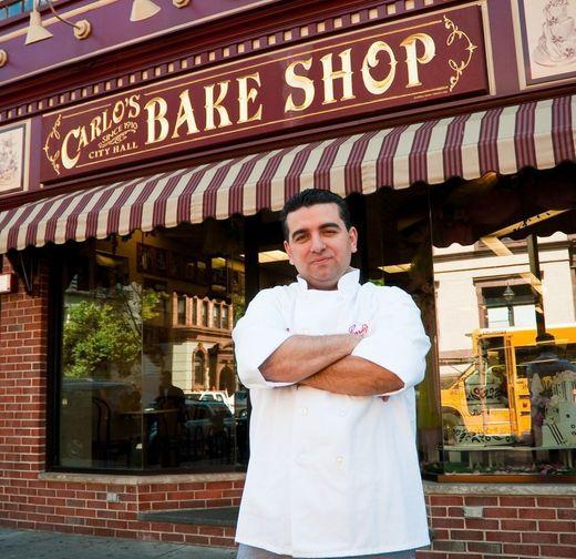 Cake Boss!!