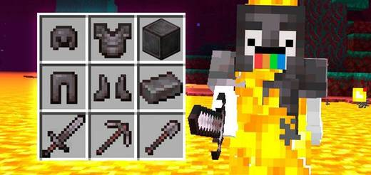 NETHER UPDATE DESCARGA OFICIAL!