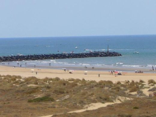 Espigón de Punta Umbría