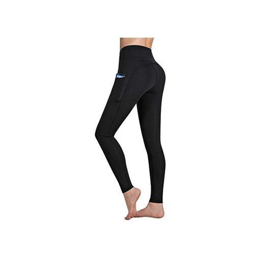 Occffy Cintura Alta Pantalón Deportivo de Mujer Leggings para Running Training Fitness
